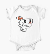 Cuphead® -  Poundering/The Thinker Kids Clothes
