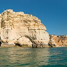 Cliffs at Marinha beach by homydesign