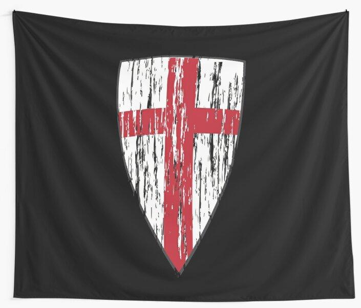 Crusader Knights Templar Cross by quark