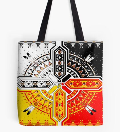 The Four Direction Tote Bag