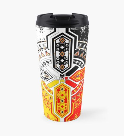 The Four Direction Travel Mug
