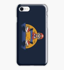 Plumber Split iPhone Case/Skin