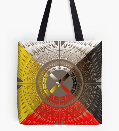 The Four Directions Tote Bag