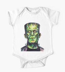 Frankenstein - White Kids Clothes