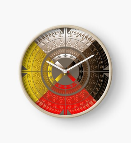 The Four Directions Clock