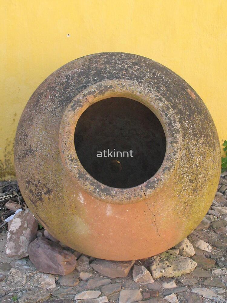 Ceramic Pot by atkinnt