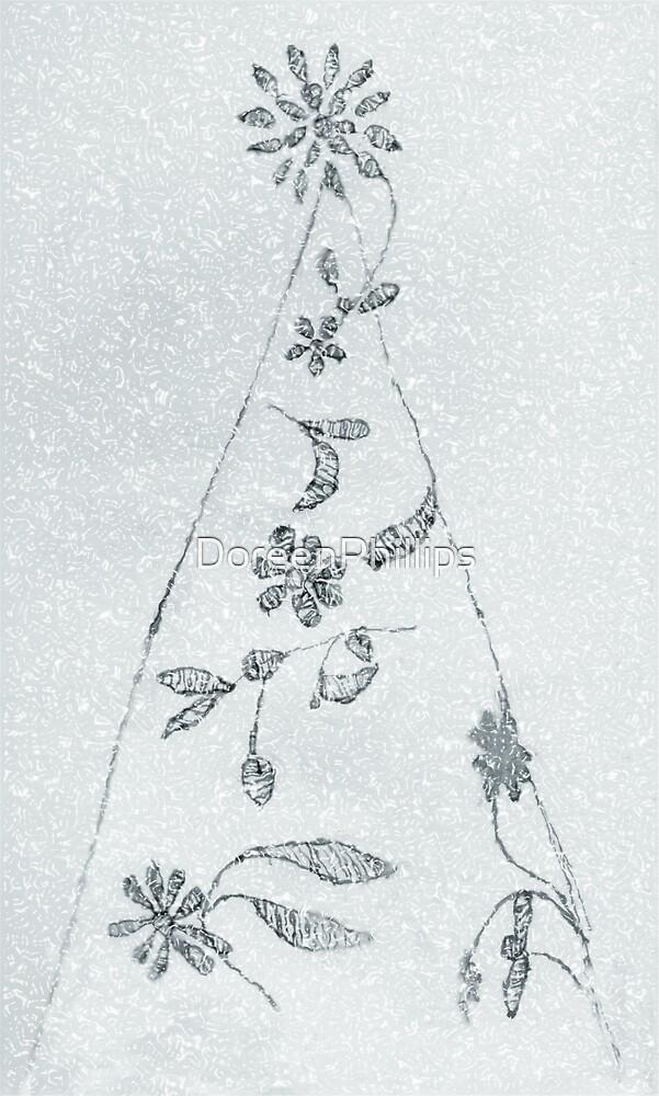 Curtain TeePee by DoreenPhillips