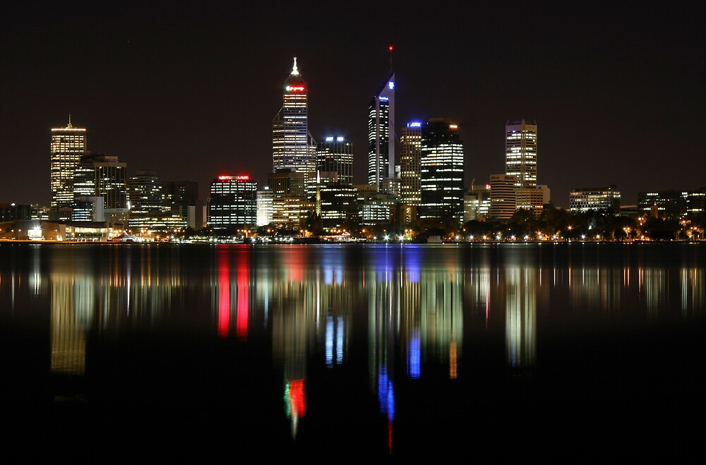 Perth City by Stanislaw