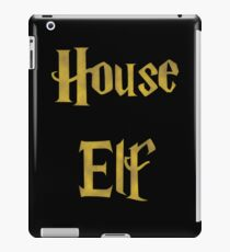 House Elf and proud iPad Case/Skin