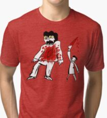 THE PROFONDO ROSSO Tri-blend T-Shirt