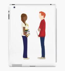 Hermione & Ron iPad Case/Skin