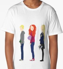 Neville, Ginny and Luna Long T-Shirt