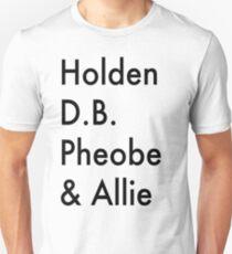Caulfield T-Shirt