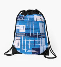Living in levity Drawstring Bag