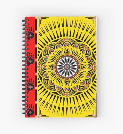 Sun Bear  Spiral Notebook