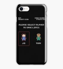 Scrubs Video Game iPhone Case/Skin