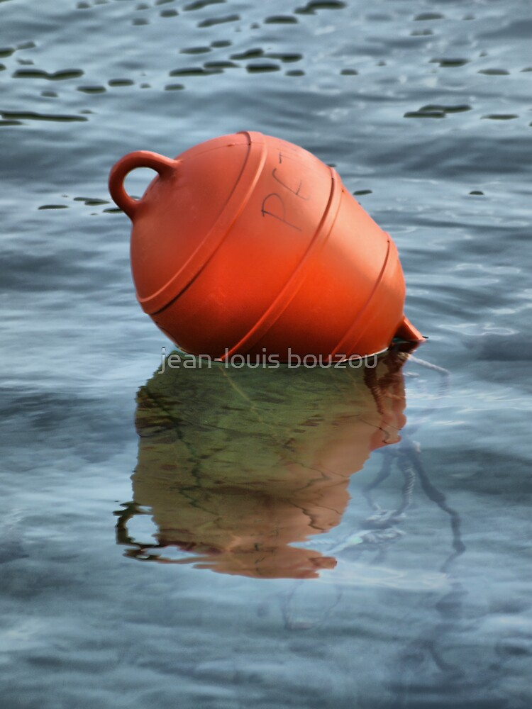The red buoy by jean-louis bouzou