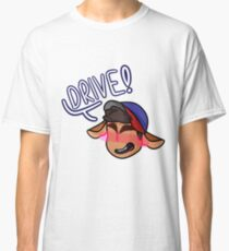Grover - The Lightning Thief Musical - Drive! Classic T-Shirt