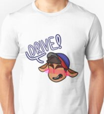 Grover - The Lightning Thief Musical - Drive! T-Shirt