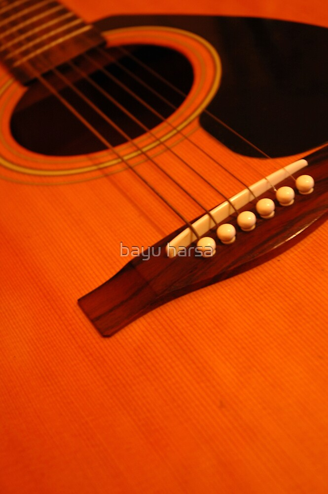guitar by bayu harsa