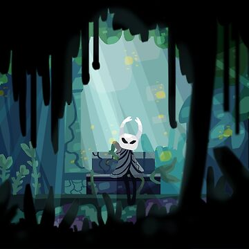 save point (hollow knight) by vongacy