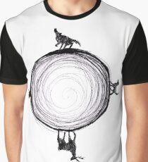 Marauders Moon Graphic T-Shirt