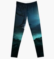 Witch at The Nightmare Leggings
