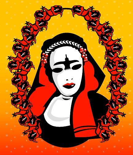 Que Viva La Muerte by Lorie Lopez