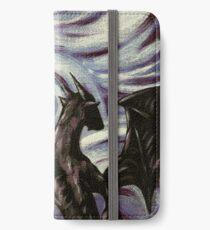 Dark Dragon iPhone Wallet/Case/Skin