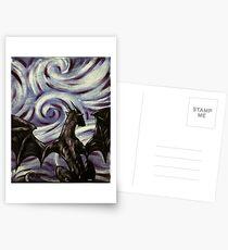 Dark Dragon Postcards