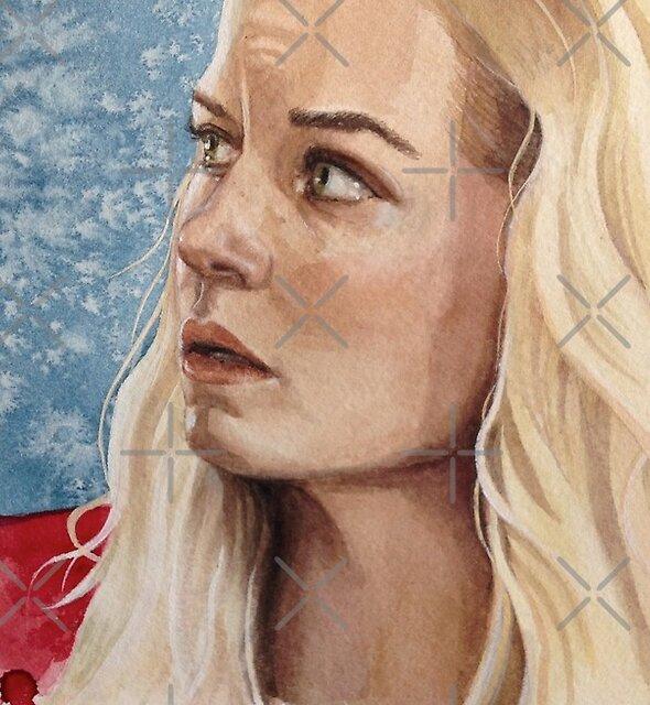 Savior's Song by Sarah  Mac Illustration