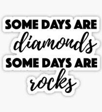 Tom Petty - Diamonds and Rocks Sticker