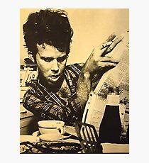 Ladies and Gents...Tom Waits Photographic Print