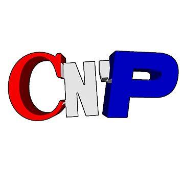 CNP 2013 Logo by Alexo670