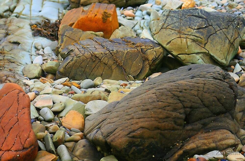 Rocks by Kenart