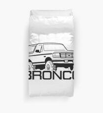 1992-1996 Ford Bronco Duvet Cover