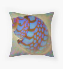 Shell 924 Throw Pillow