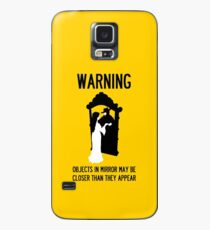 A Note of Concern Regarding Mirrors Case/Skin for Samsung Galaxy