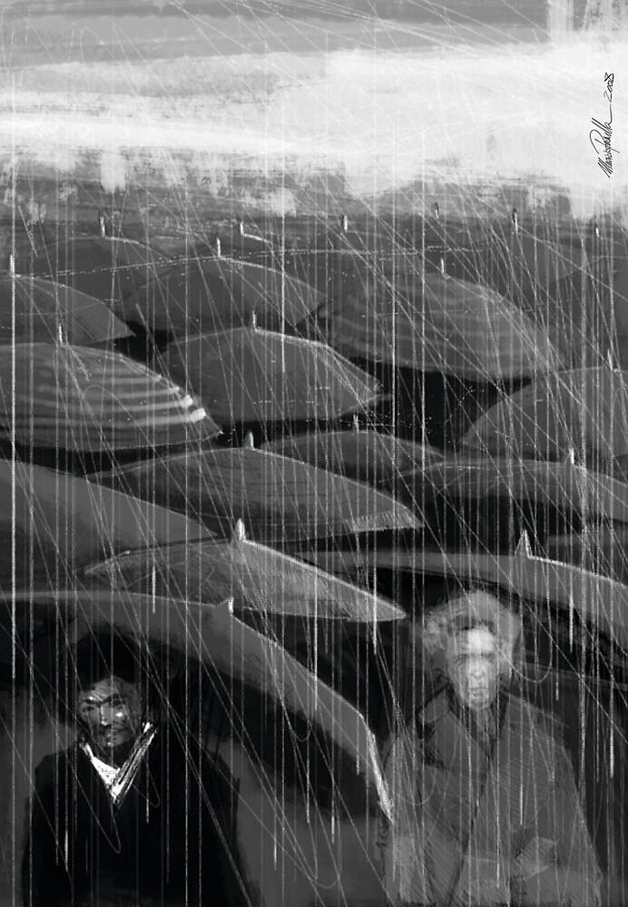 Rain II by Mauricio Pommella