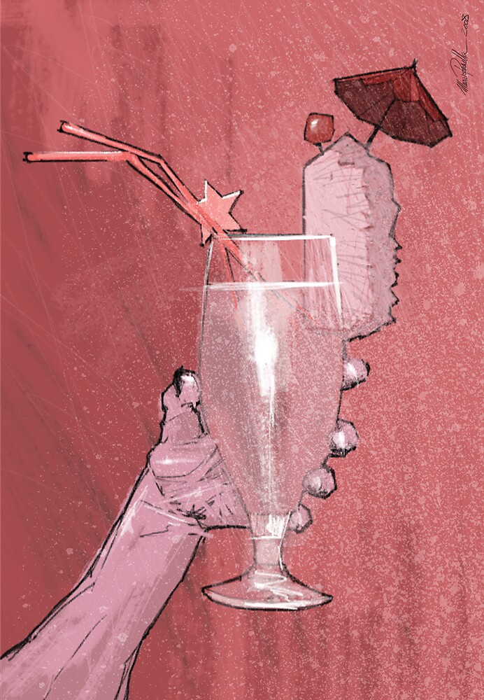 Cheers! by Mauricio Pommella