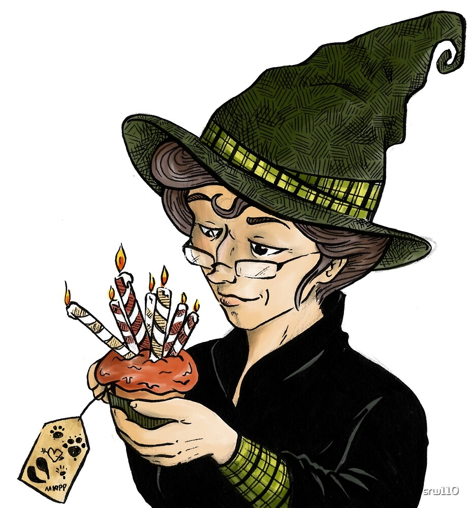 McGonagall's Birthday in Colour by srw110