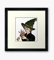 McGonagall's Birthday in Colour Framed Print