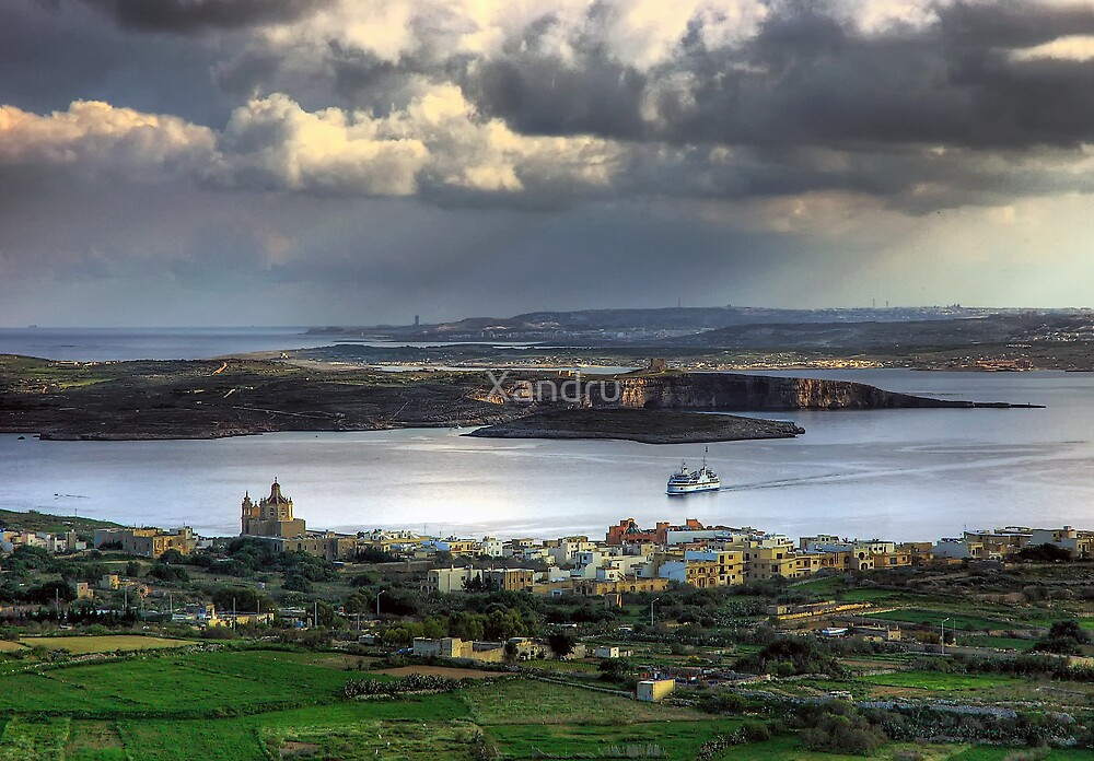 Maltese Archipelago by Xandru