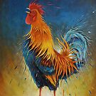 Bird Series - The Rooster by tank