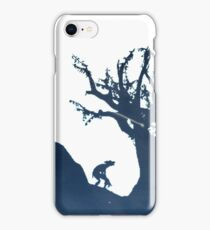 Moony's Silhouette  iPhone Case/Skin