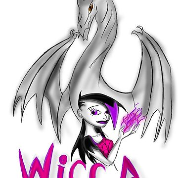 Wicca cover#2 by BlackSkull13