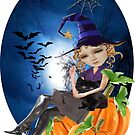 Halloween  Card (4874 Views) by aldona
