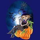 Halloween  Card (4883 Views) by aldona