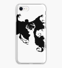 Stag and Dementor iPhone Case/Skin