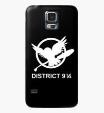 District 9 3/4 Case/Skin for Samsung Galaxy